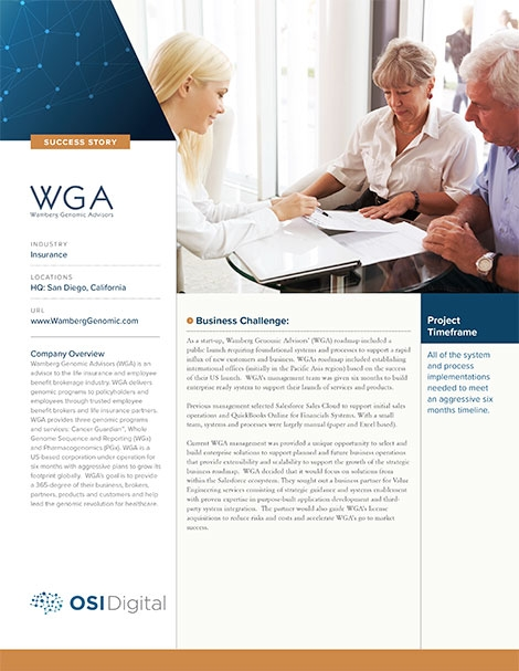 Wamberg Genomic Advisors