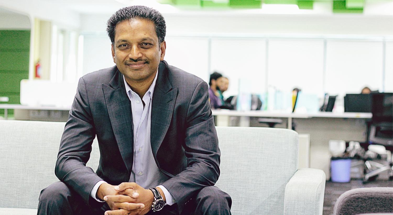 Kumar Yamani, CEO